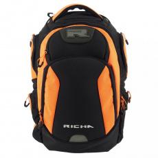 Batoh RICHA KRYPTON neonově oranžový