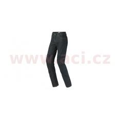 kalhoty, jeansy J&RACING LADY, SPIDI, dámské (tmavě modré, obšívka Cordura®/denim bavlna)