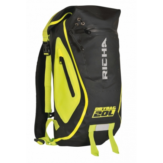 Batoh RICHA H2O BACKPACK  20l fluo žlutý
