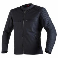 Moto bunda REBELHORN HUNTER PRO černá kožená