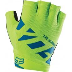Pánské rukavice Fox Racing Ranger Short Glove Flo Yellow