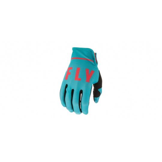 rukavice LITE 2020, FLY RACING (modrá/červená)