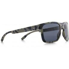 sluneční brýle RED BULL SPECT Sun glasses, WING1-004, camouflage pattern, smoke, 56-17-145