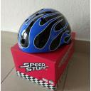 Speed Stuff Dirt Pro Blue Flames velikost L/XL