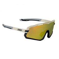KELLYS Sluneční brýle KLS Cyclone FF, Sandstorm Grey