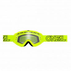 Brýle O´Neal B-ZERO neon žlutá *