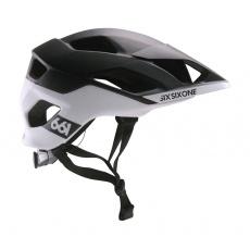661 Evo AM Patrol helma Black White