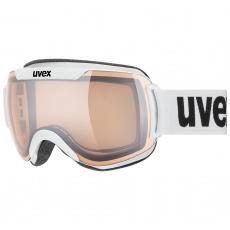 lyžařské brýle UVEX DOWNHILL 2000 V, white dl /silver (1030)
