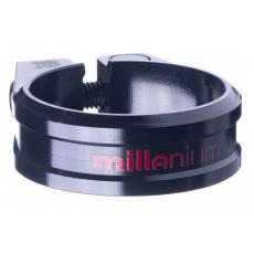 Sedlová objímka Sixpack Millenium 34,9 mm černá/červená