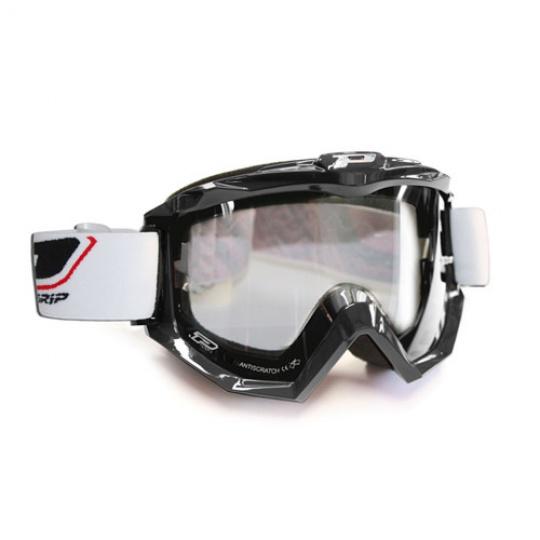 brýle PROGRIP černé
