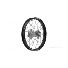 """zadní kolo kompletní (18"""" x 2,15"""") KTM, Q-TECH (černý ráfek, černý střed)"""