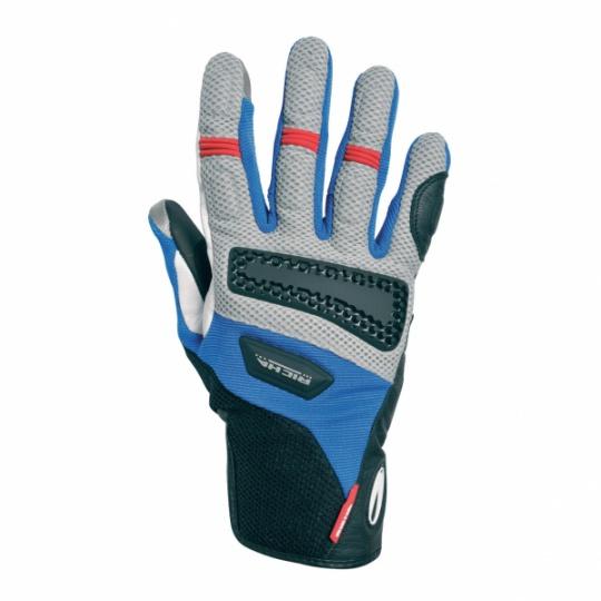 Moto rukavice RICHA DAKAR modré