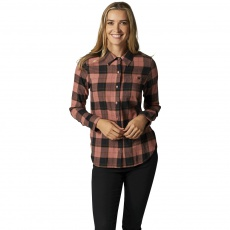 Dámská košile Fox Pines Flannel Dusty Rose