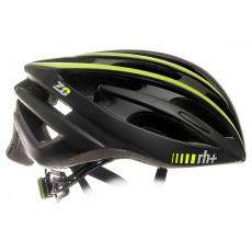 helma RH+ Z Zero, matt black/matt yellow fluo