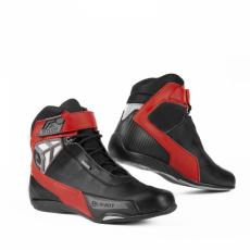 Moto boty ELEVEIT STUNT WP černo/červené