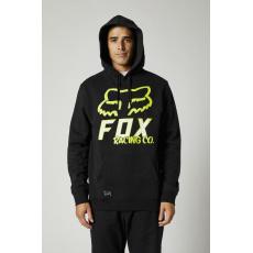Pánská mikina Fox Hightail Pullover Fleece Black