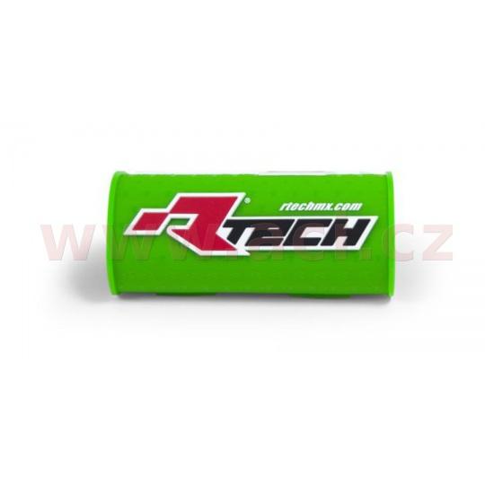 """chránič na bezhrazdová řídítka s nápisem """"Rtech"""" (pro průměr 28,6 mm), RTECH (zelený)"""