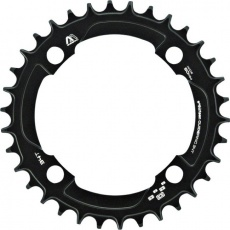 e*thirteen | Guidering | 104mm BCD | 36T | Std. Chainline | Black | 10/11/12spd Compatible