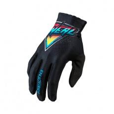 Dětské rukavice O´Neal Matrix SPEEDMETAL černá