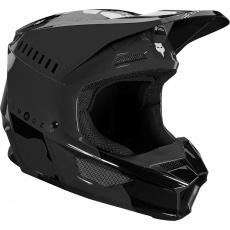 Pánská přilba Fox V1 Illmatik Helmet, Ece Black