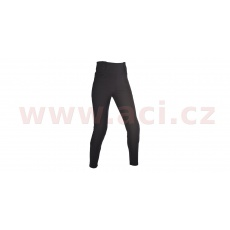 kalhoty SUPER LEGGINGS, OXFORD, dámské (legíny s Kevlar® podšívkou, černé)