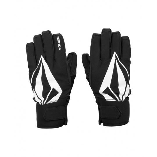Pánské rukavice Volcom Nyle Glove Black
