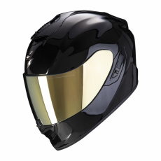 Moto přilba SCORPION EXO-1400 AIR solid černá