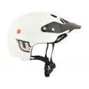 URGE Endur-O-matic 15 White Mat  helma - bílá
