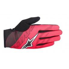 Alpinestars Stratus rukavice teplé - Red - červené