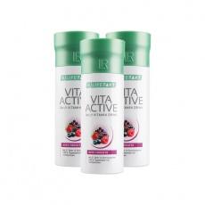 LR LIFETAKT Vita Active Red 3x 150ml
