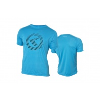 KELLYS Tričko ACTIVE krátky rukáv blue - XXL