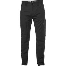 Pánské kalhoty FOX Redplate Tech Cargo Pant Black