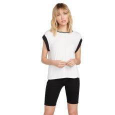 Dámské triko Volcom Ivol 2 s White