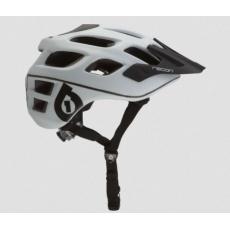 661 Recon helma Stealth bílá - velikost L/XL