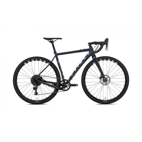 NS Bikes RAG plus  1 - gravel bike - Blue - velikost XL