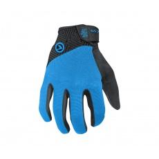 KELLYS Rukavice Hypno, dlhoprsté, blue, L