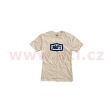 triko ESSENTIAL, 100% (krémová bílá)