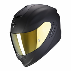 Moto přilba SCORPION EXO-1400 AIR solid černá matná