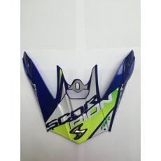 Kšilt SCORPION VX-20 AIR TACTIK modro/zelený