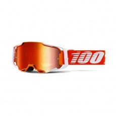 ARMEGA Goggle Regal - Mirror Red Lens