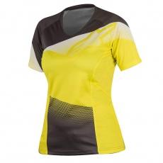 Alpinestars Stella Mesa S/S dres dámský Acid Yellow Dark Shadow