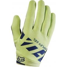 Dámské rukavice Fox  Ripley Gel Glove Navy Yellow