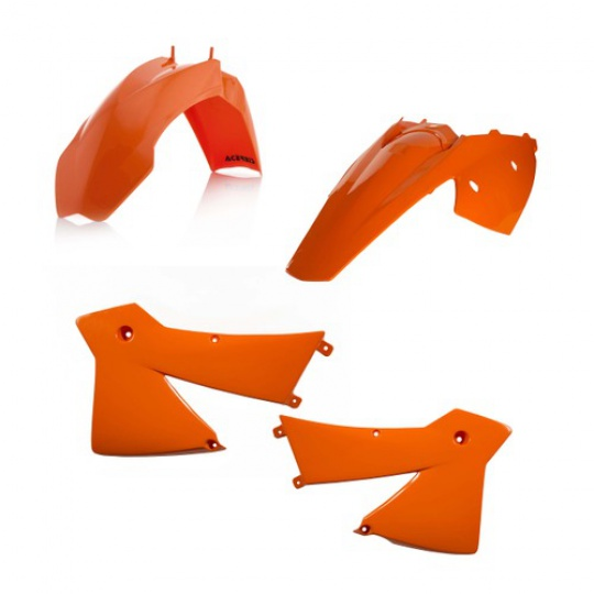 ACERBIS plastový kit KTM EXC/EXC-F 04