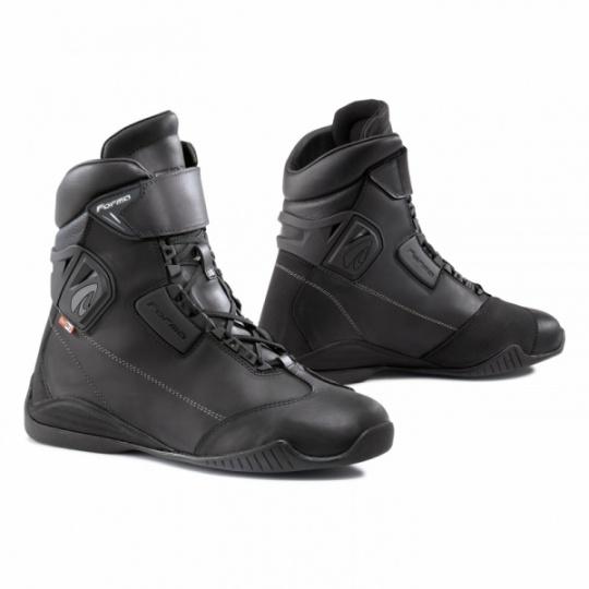 Moto boty FORMA TRIBE OUTDRY černé