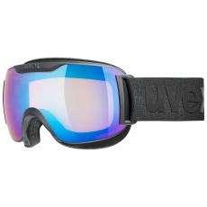 lyžařské brýle UVEX DOWNHILL 2000 small CV, blk SL/blue-orange (2230)