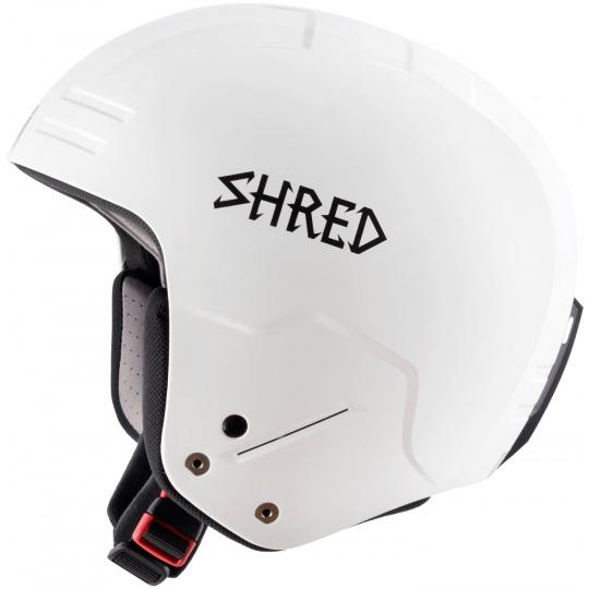 Lyžařská helma Shred Basher Whiteout Velikost: M