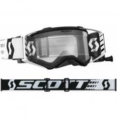 brýle Scott PROSPECT černá/bílá ROLL OFF