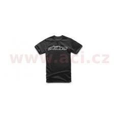 triko BLAZE krátký rukáv, ALPINESTARS (černé)