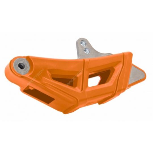 Vodítko řetězu RTECH SX/SXF 2008 - 2013 oranžové