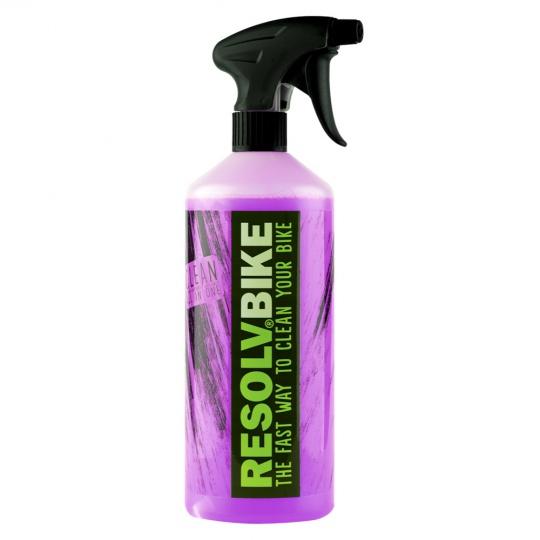 ResolvBike E-CLEAN čistič pro e-kola s rozprašovačem 1 l